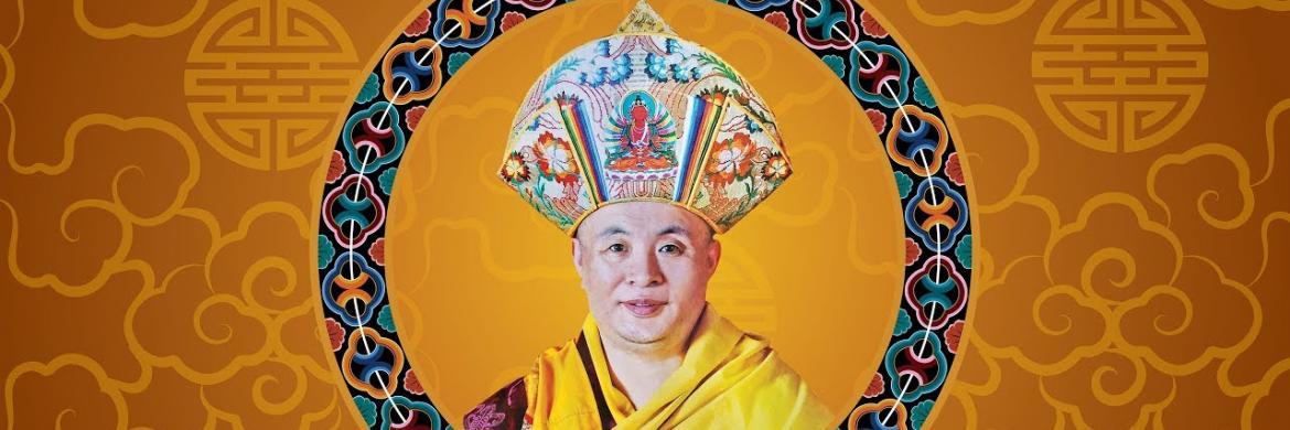 70th Jekhenpo - His Holiness Truelku Jigme Choeda